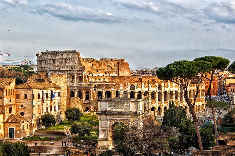 róma látnivalói